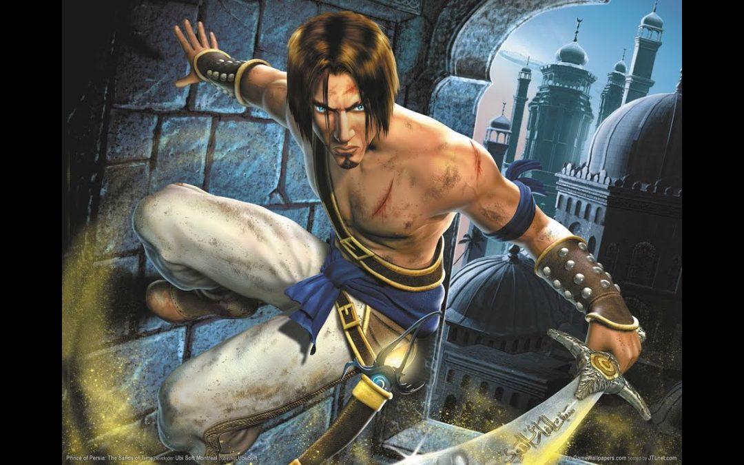 Test Prince of Persia : les sables du temps