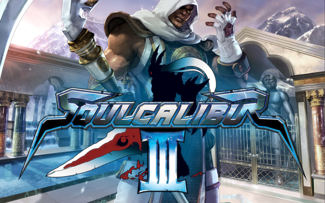 Test [PG] : Soul Calibur III
