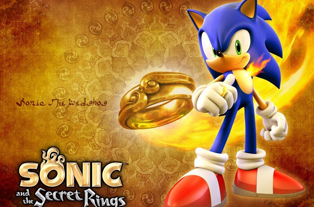 Test [PG] : Sonic and the Secret Rings