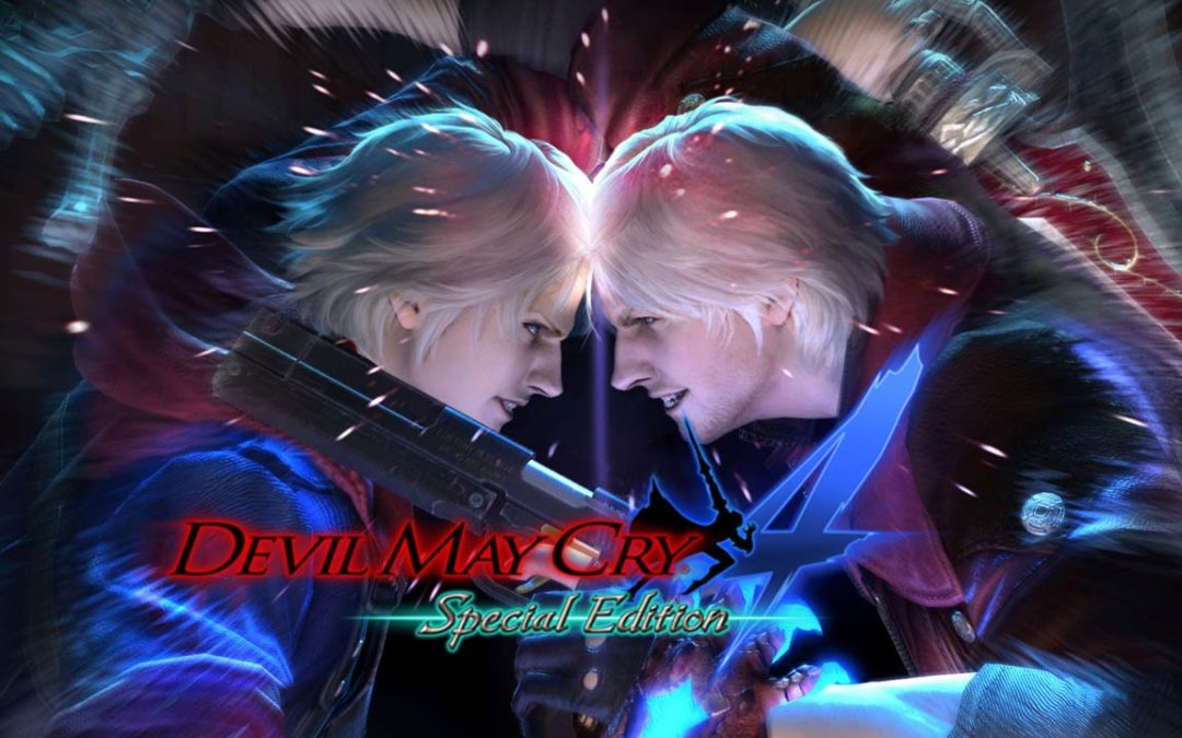 Preview [PG] : Devil May Cry 4