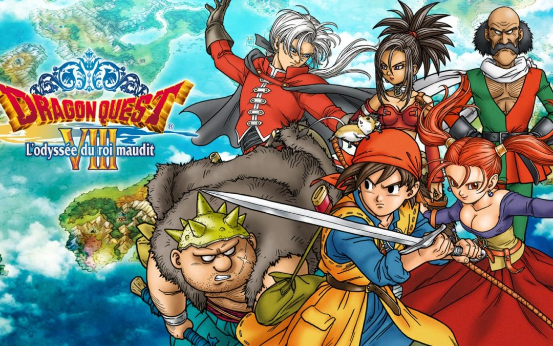 Preview [PG] : Dragon Quest : L'Odyssée du Roi Maudit