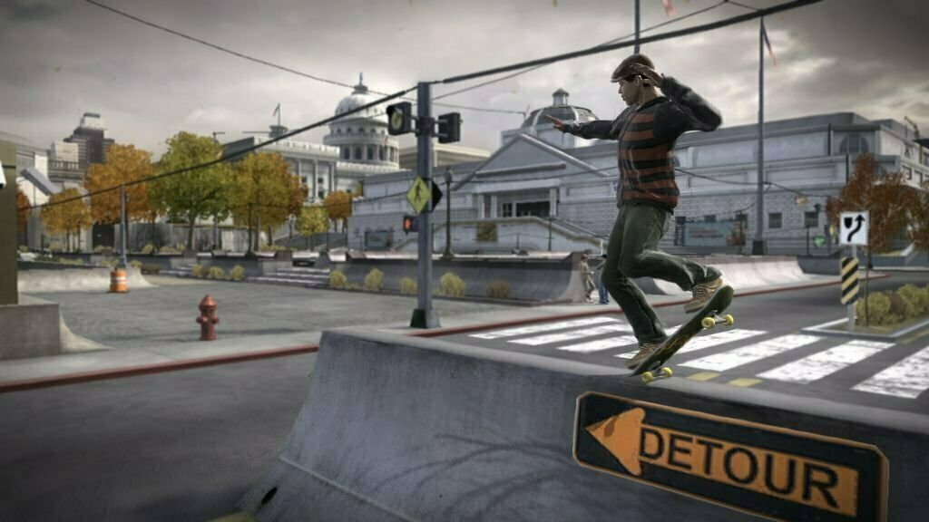 Preview [PG] : Tony Hawk's Proving Ground