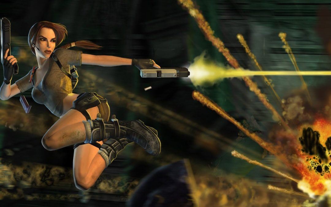 Preview [PG] : Tomb Raider Legend