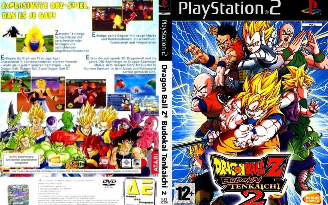 Preview [PG] : Dragon Ball Z : Budokai Tenkaichi 2