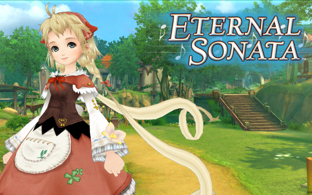 Test : Eternal Sonata