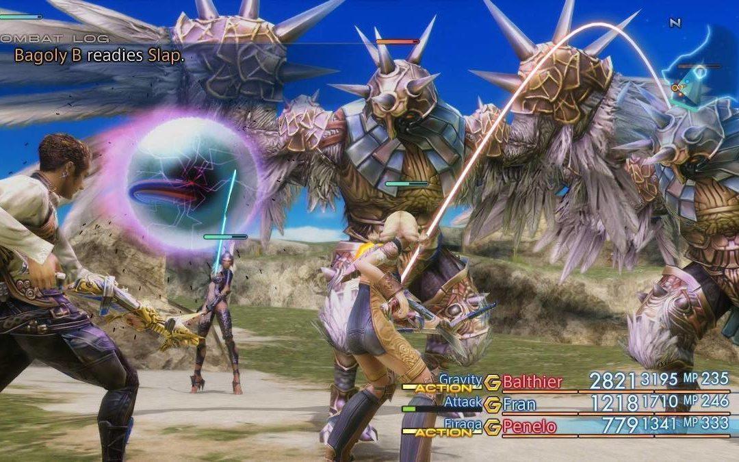 Test [PG] : Final Fantasy XII