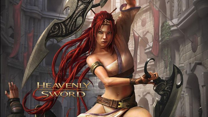 Preview [PG] : Heavenly Sword