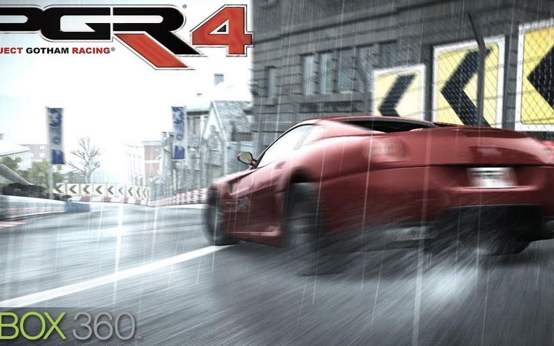 Test : Project Gotham Racing 4