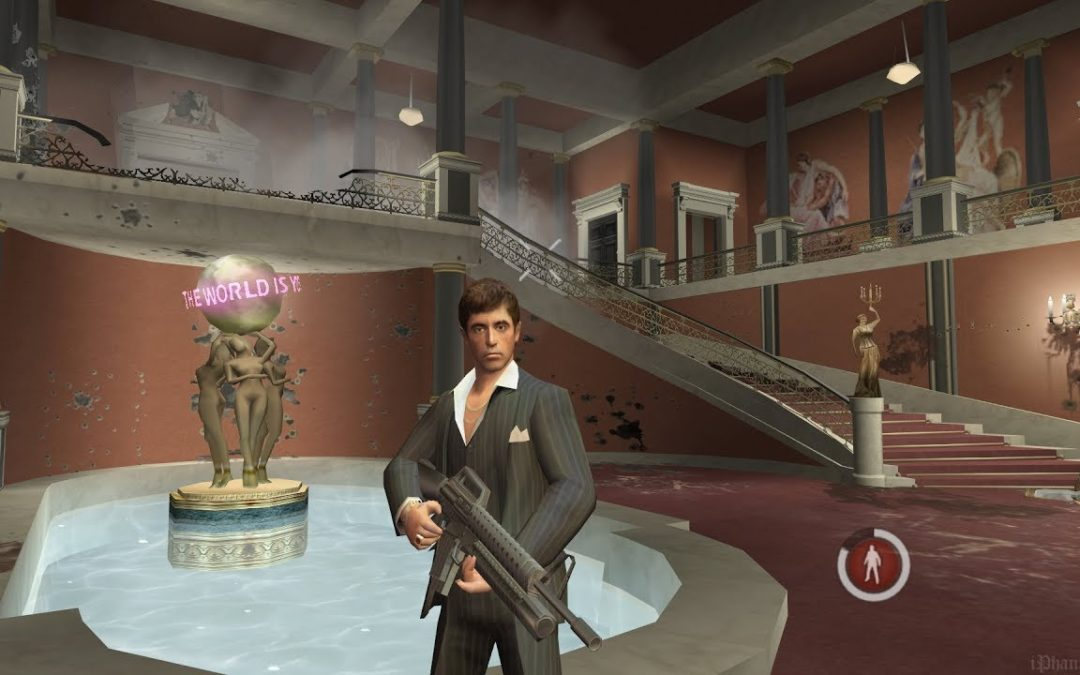 Test [PG] : Scarface : the World is Yours