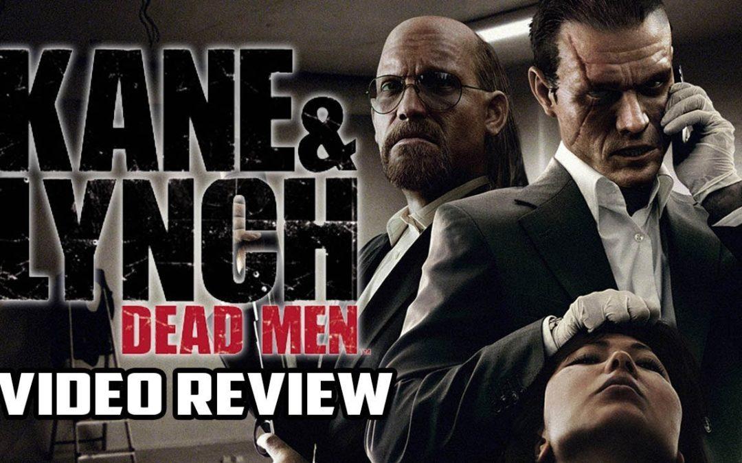 Test [PG] : Kane & Lynch : Dead Men
