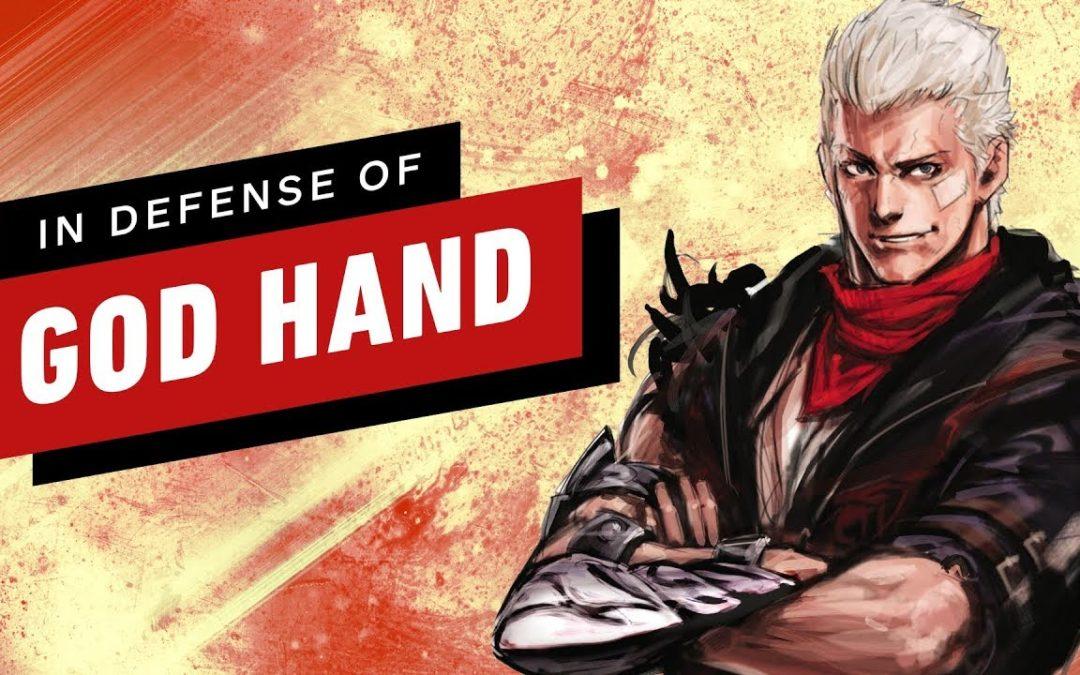 Test [PG] : God Hand