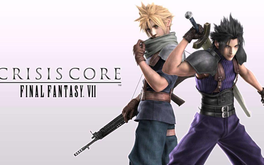 Test : Final Fantasy VII : Crisis Core