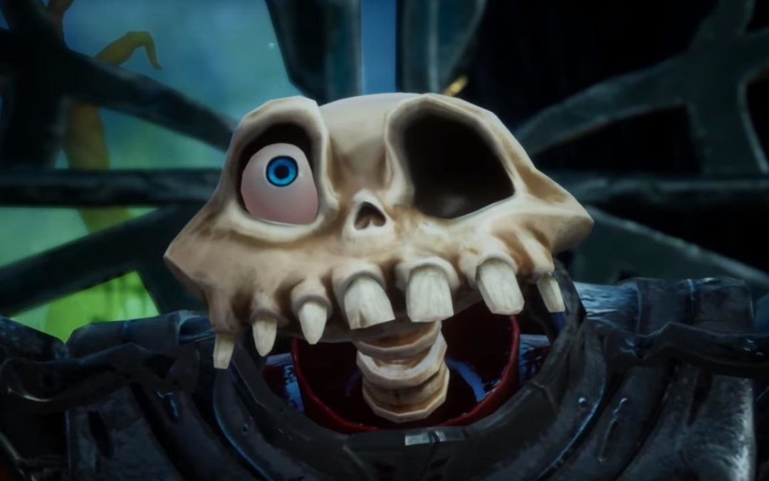 Test [PG] : Medievil
