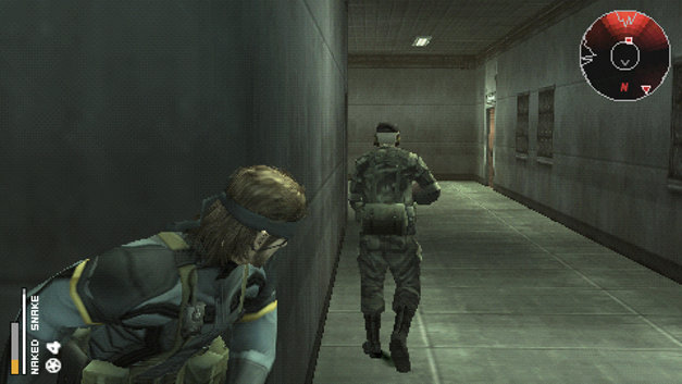 Test [PG] : Metal Gear Solid : Portable Ops