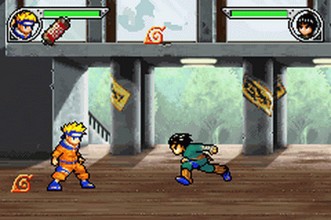 Test : Naruto : Ninja Council
