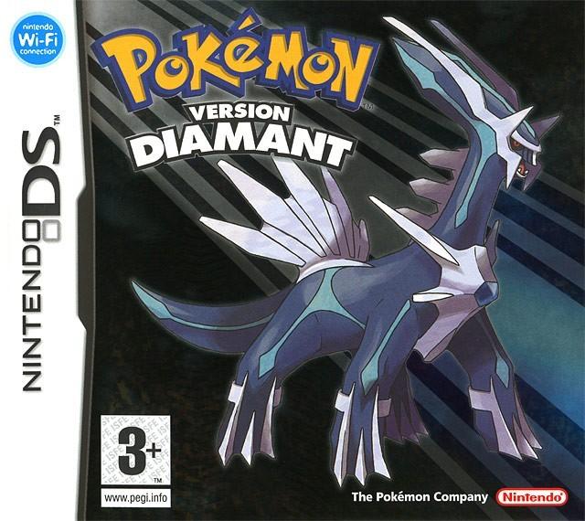 Test [PG] : Pokémon Diamant
